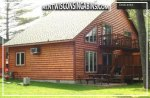 PJ's Up North WI cabin