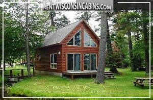 PJ's cabin rental WI