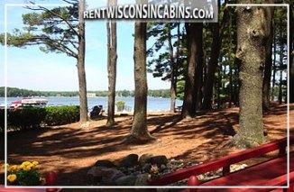 Resort is on Lake