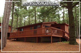 WI Dells Vacation Villa Property