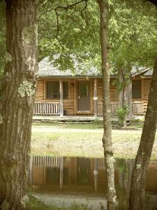 Little Pond Cabin on private pond