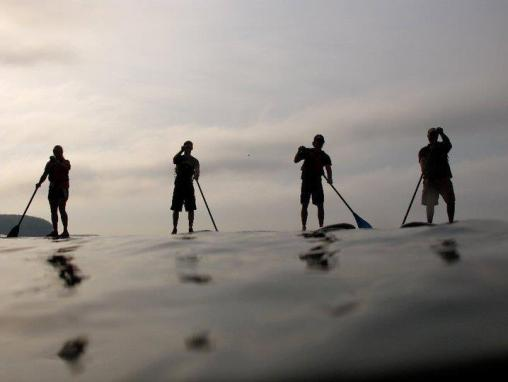 stand up paddle boarding in WI