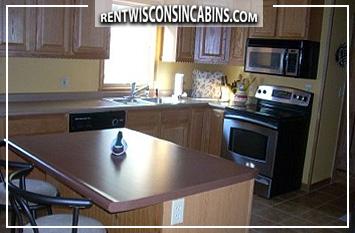 Birch Haven Vacation Home In Door County Wisconsin