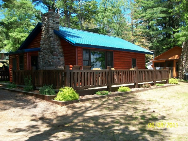 Tiger Musky Wisconsin Cabins And Vacation Rentals