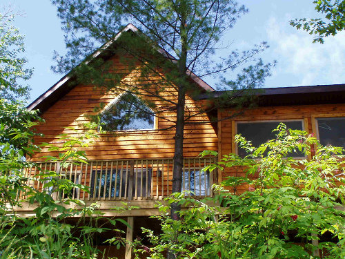 New property resort on white sand lake in northern for Wisconsin fishing resorts with boat rentals
