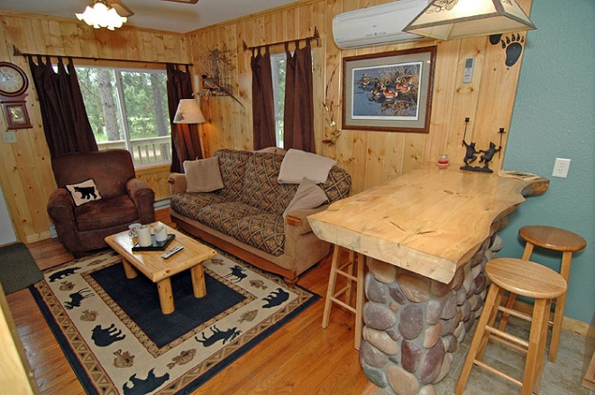 Vacation Lodge in Wisconsin