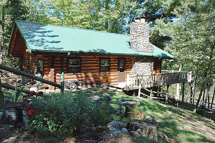 A northern wisconsin experience north country vacation for Northwoods wisconsin cabin rentals