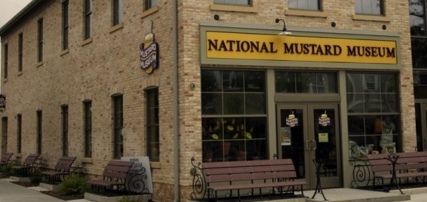 National Mustard Museum, Middleton, Wisconsin