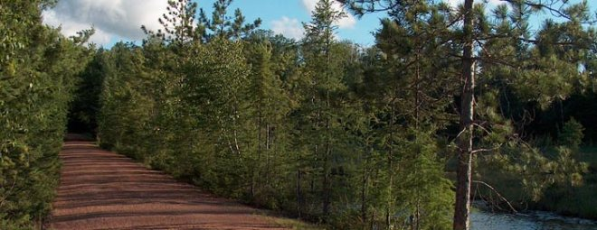 BearSkin, Vacation, Trail, Wisconsin, Hiking, Biking