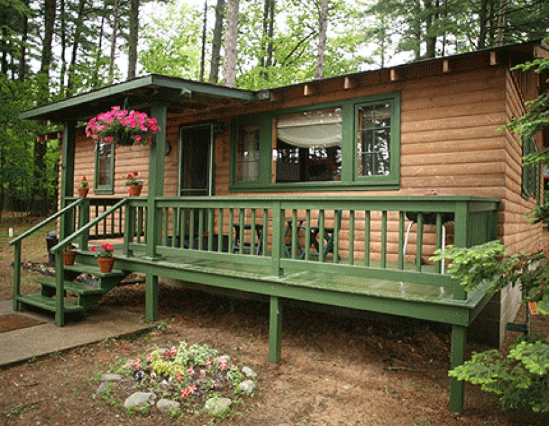 Vacation, Cabin, Wisconsin, Eagle Water