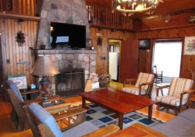 Wisconsin, hayward, cabin, vacation home