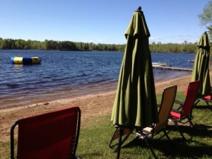 Timber Lake Lodge Beach Side