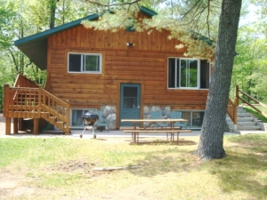 Eagle River Cabin Rental