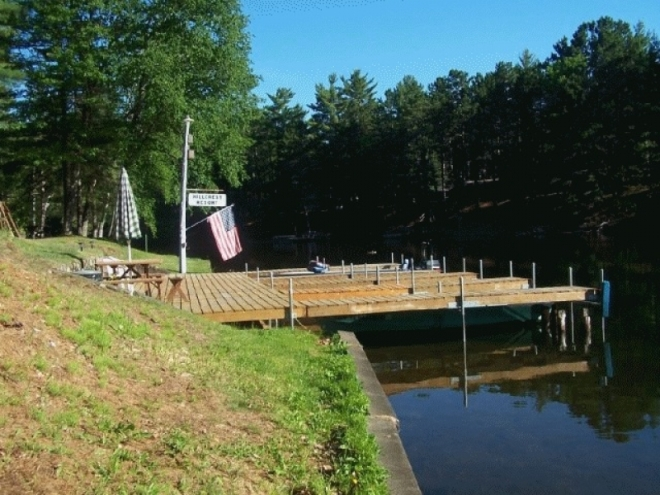 hillcrest lake