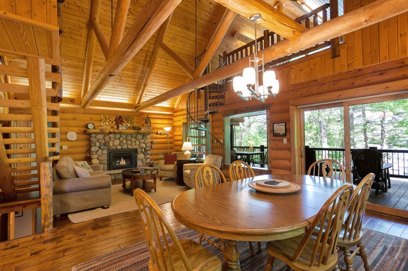 5 Top Year Round Wisconsin Vacation Rentals That Sleep 20 Or More: