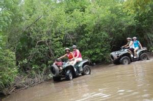 ATVing in Minnesota