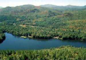 Daggett Lake- Birchwood Resort.