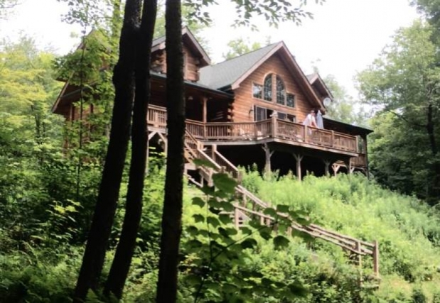 Seclusion in the#Catskills