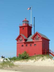 Holland Harbor Lighthouse
