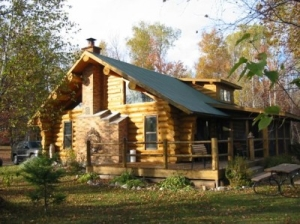 Pet friendly and surrounded by the Chippewa State Forest. For details, click here: http://www.rentminnesotacabins.com/detail.php?id=1122