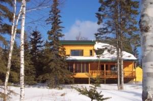 Lutsen Ski Resort Vacation Cabin