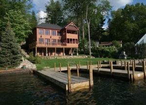Vacation rental in Lake George for Large Group