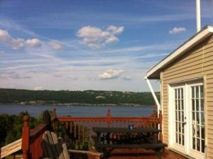Seneca Lake Cottage