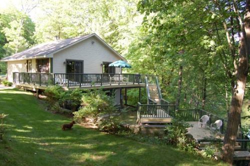 Vacation rental, cottage, cabin, Michigan