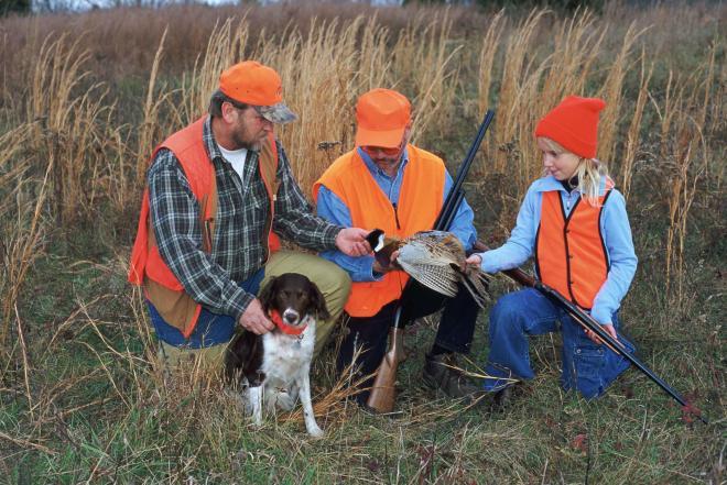 huntingtradition