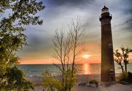 lighthouse little sable