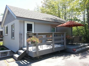 cottage for rent in Lake George